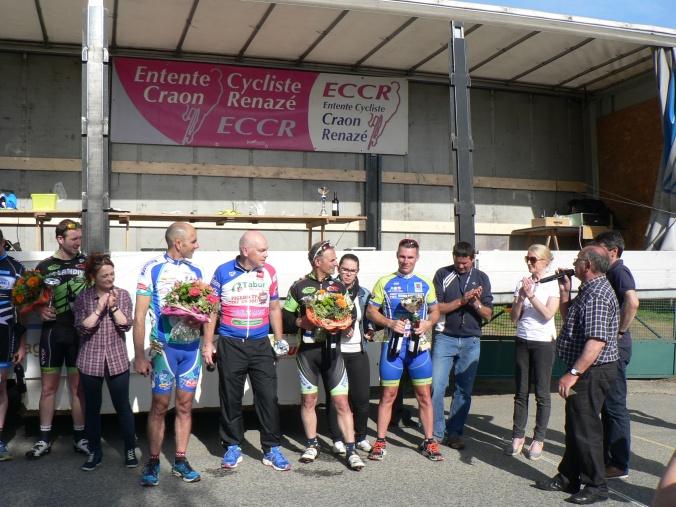 Craon cyclisme mai 2015