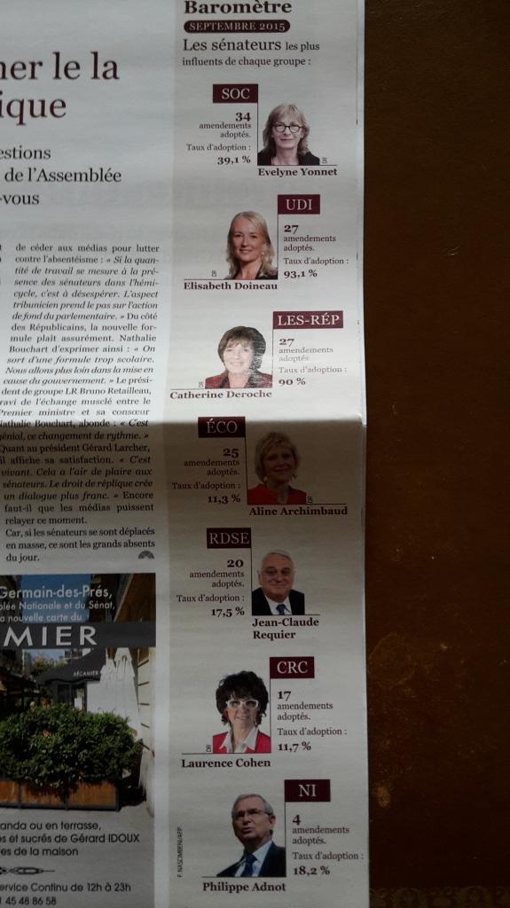 Revue l'hémicycle septembre 2015