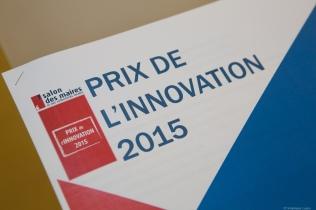 Prix Innovation Salon des Maires 2015